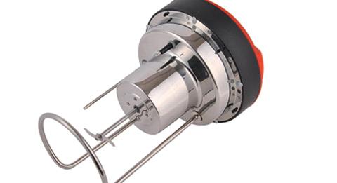 小型商用豆浆机的秘密武器—惠尔普斯全钢机头!