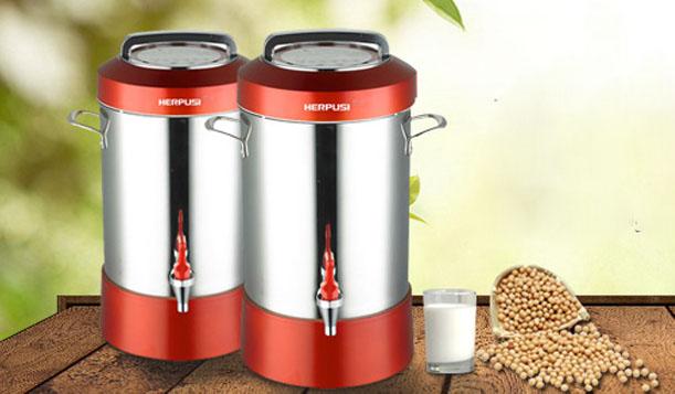 惠尔普斯商用豆浆机帮助早餐店把握商机