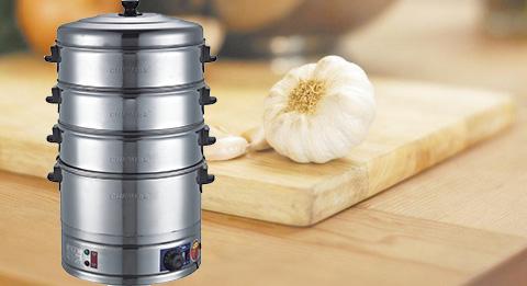 惠尔普斯教你如何更好、更安全的使用电蒸锅呢?
