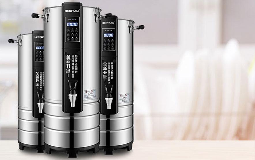 惠尔普斯新一代智能商用豆浆机餐饮行业的必备神器