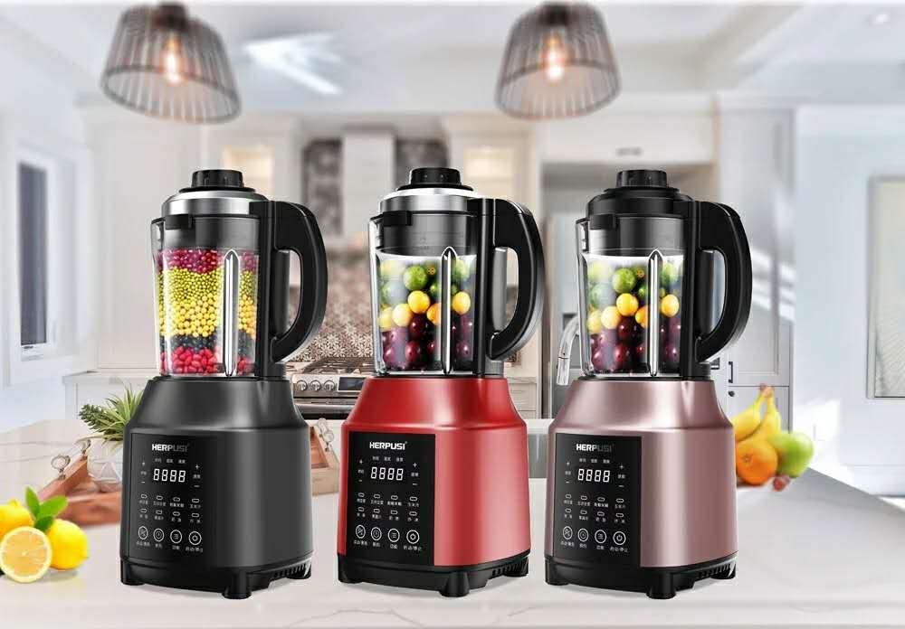 多功能破壁养生料理机,谁拥有谁受益的厨房小家电产品